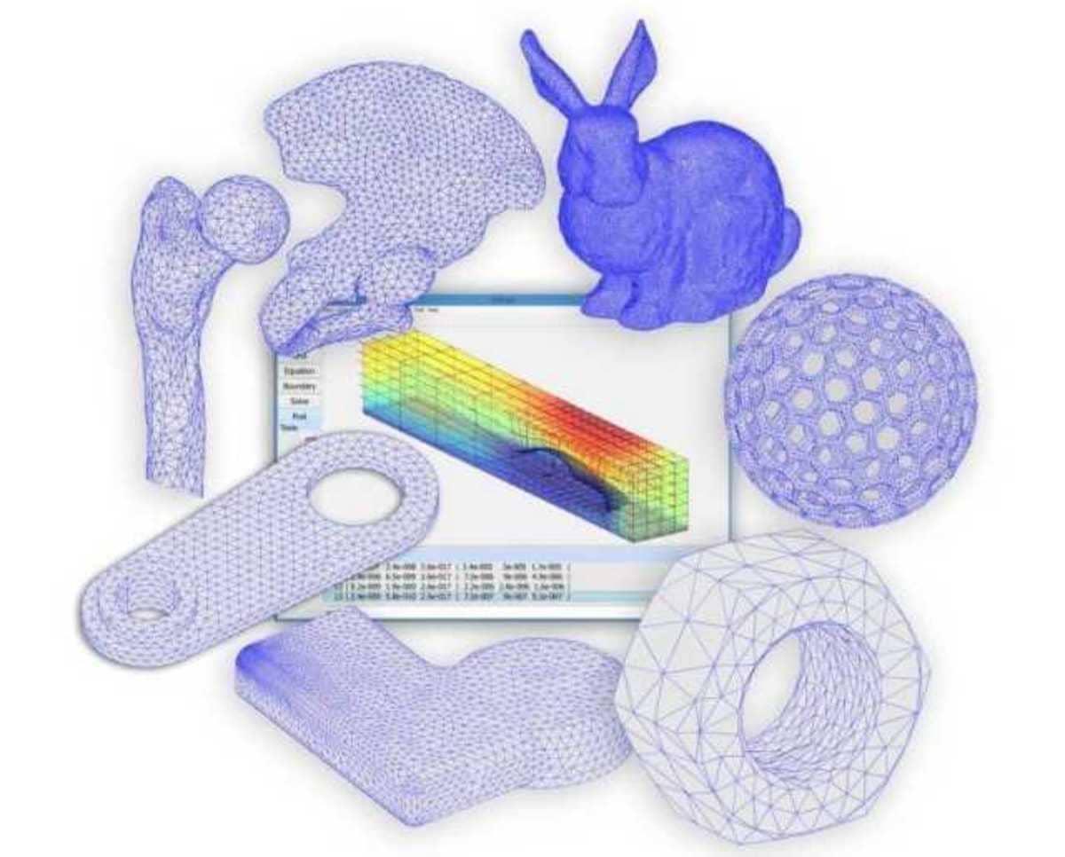 FEATool Multiphysics Octave and Matlab FEM Simulation Toolbox